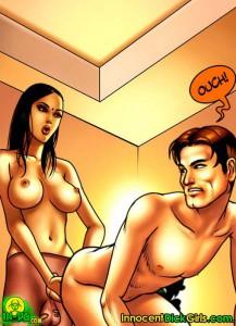 horny dickgirl fucks a guy